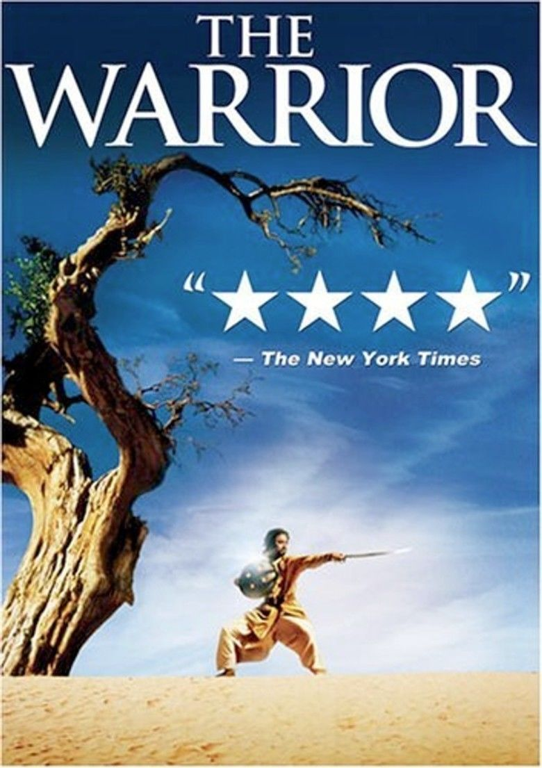 The Warrior (2001 British film) movie poster