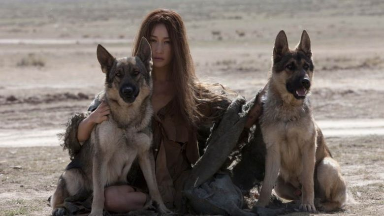 The Warrior and the Wolf movie scenes