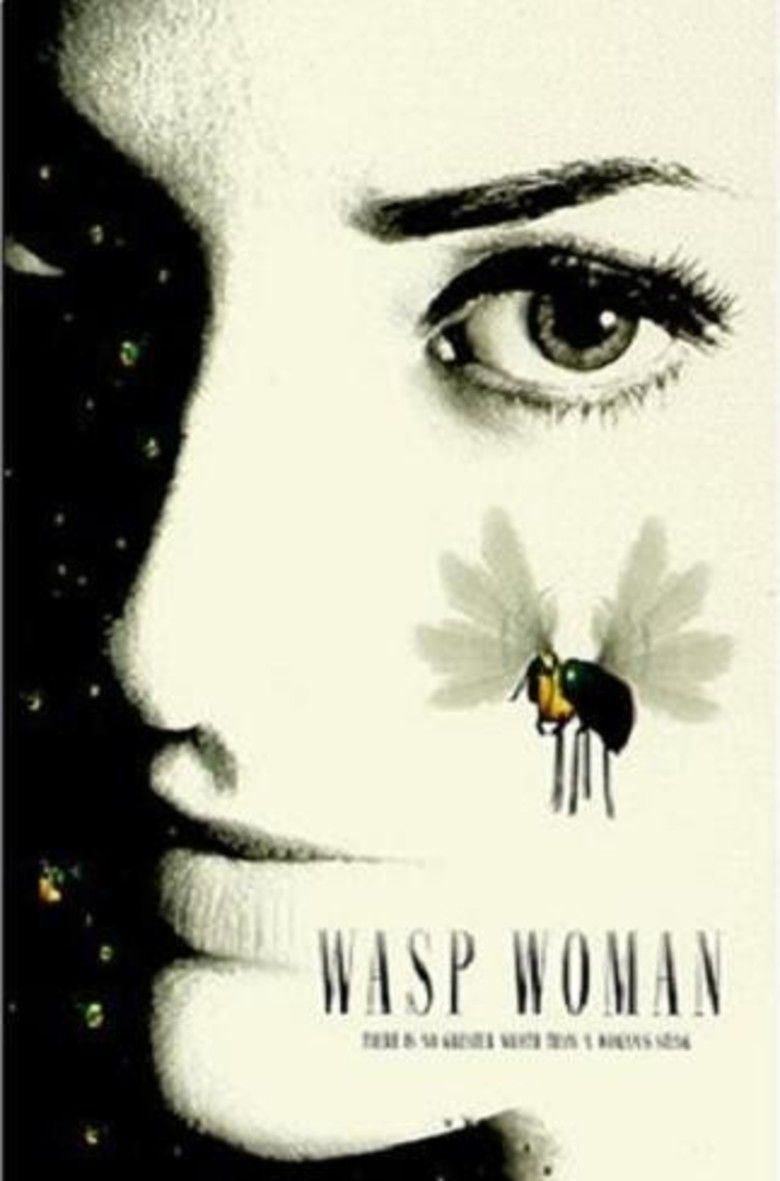 The Wasp Woman (1995 film) movie poster