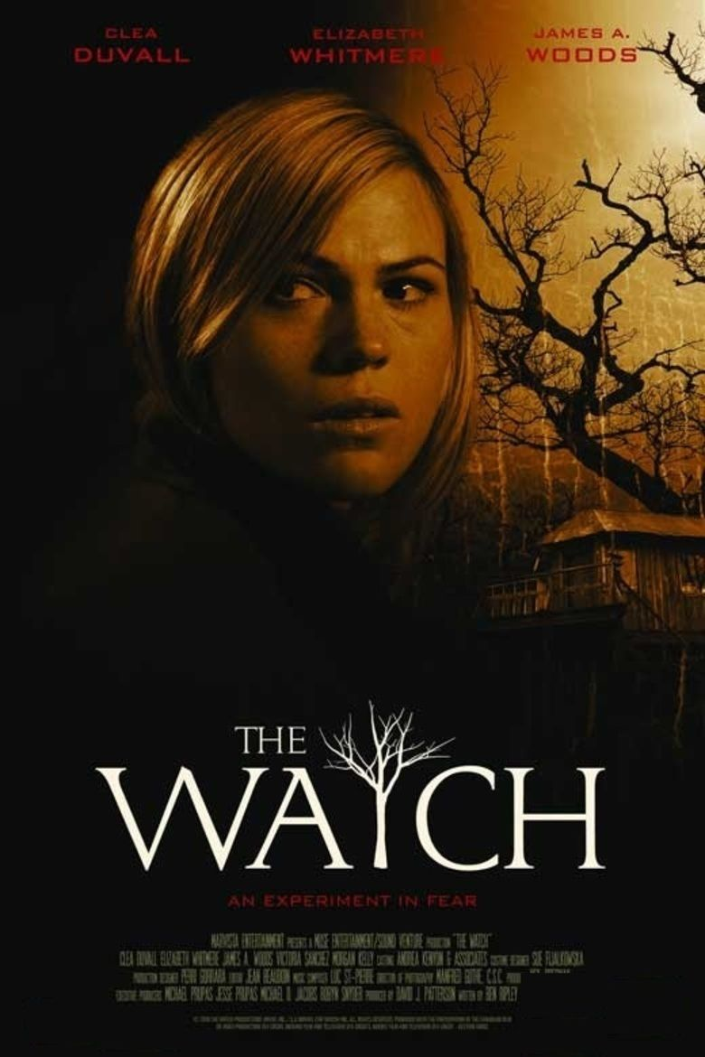 The Watch (2008 film) movie poster