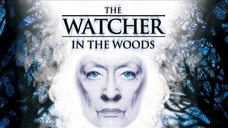 The Watcher in the Woods movie scenes