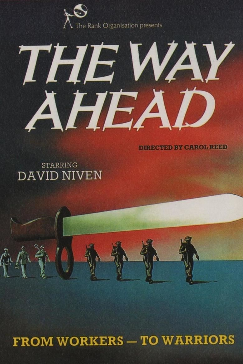 The Way Ahead movie poster