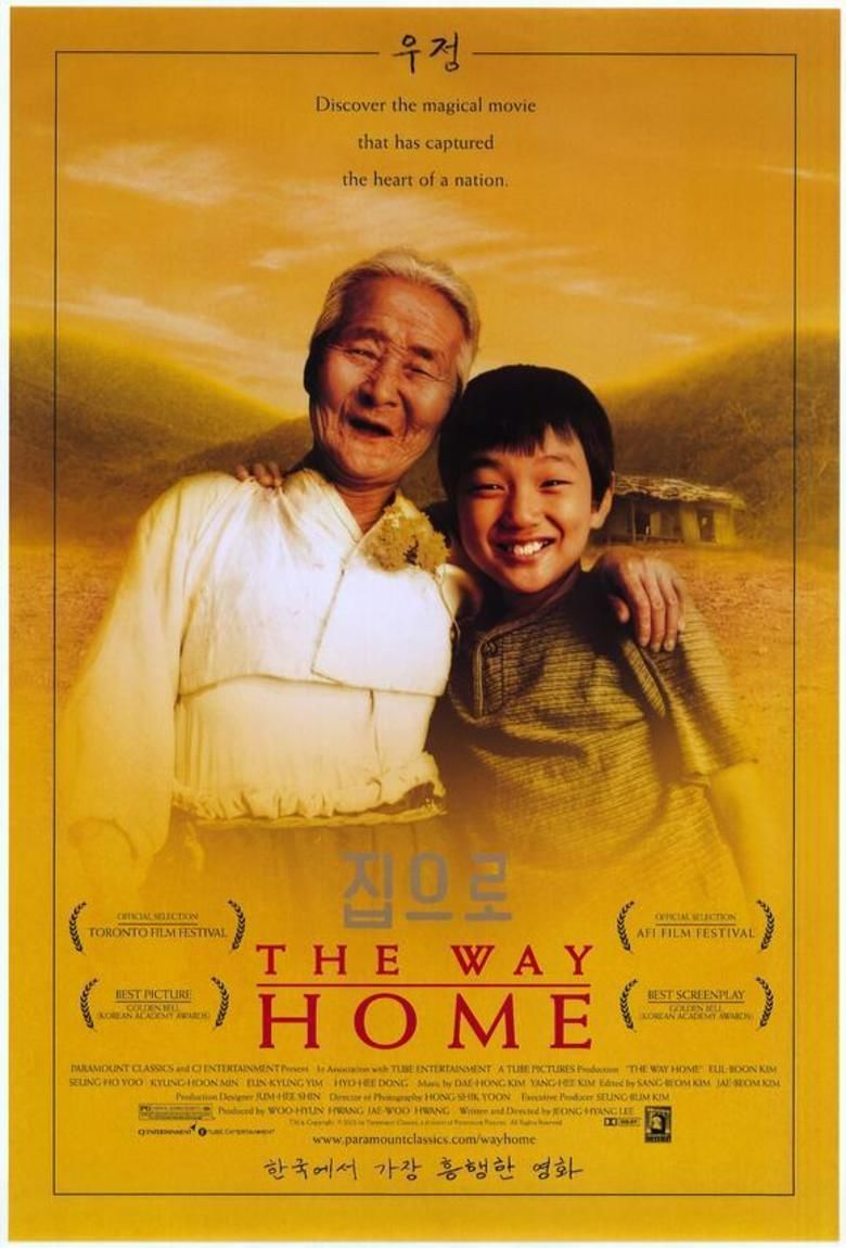 The Way Home (2002 film) movie poster