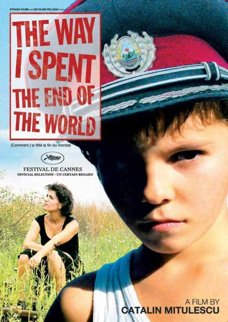 The Way I Spent the End of the World movie poster