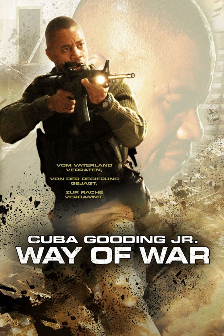 The Way of War movie poster