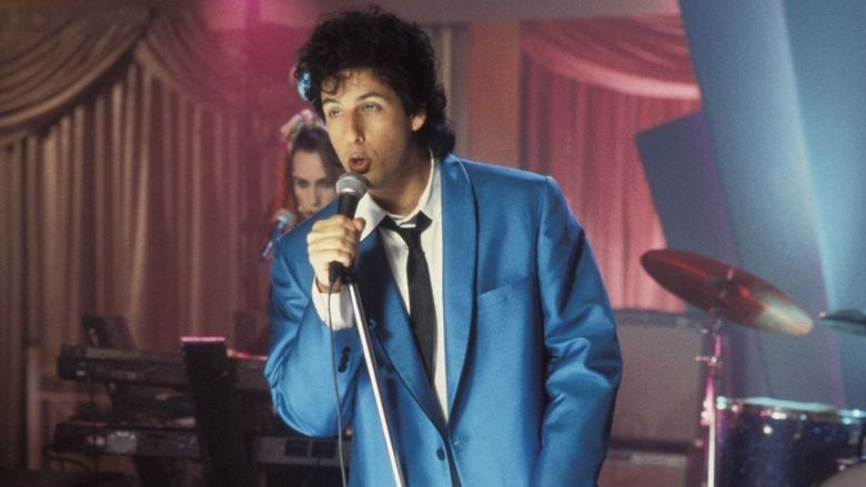 The Wedding Singer movie scenes