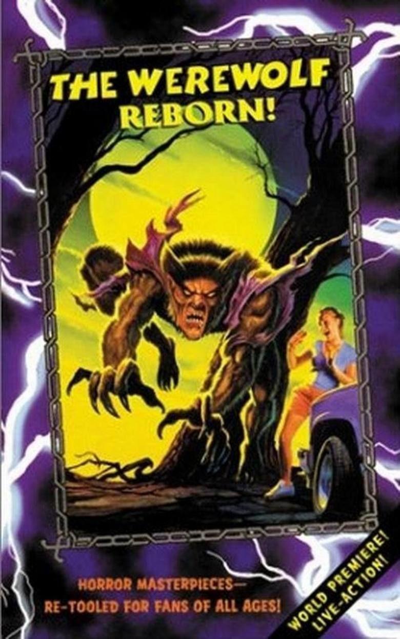 The Werewolf Reborn! movie poster