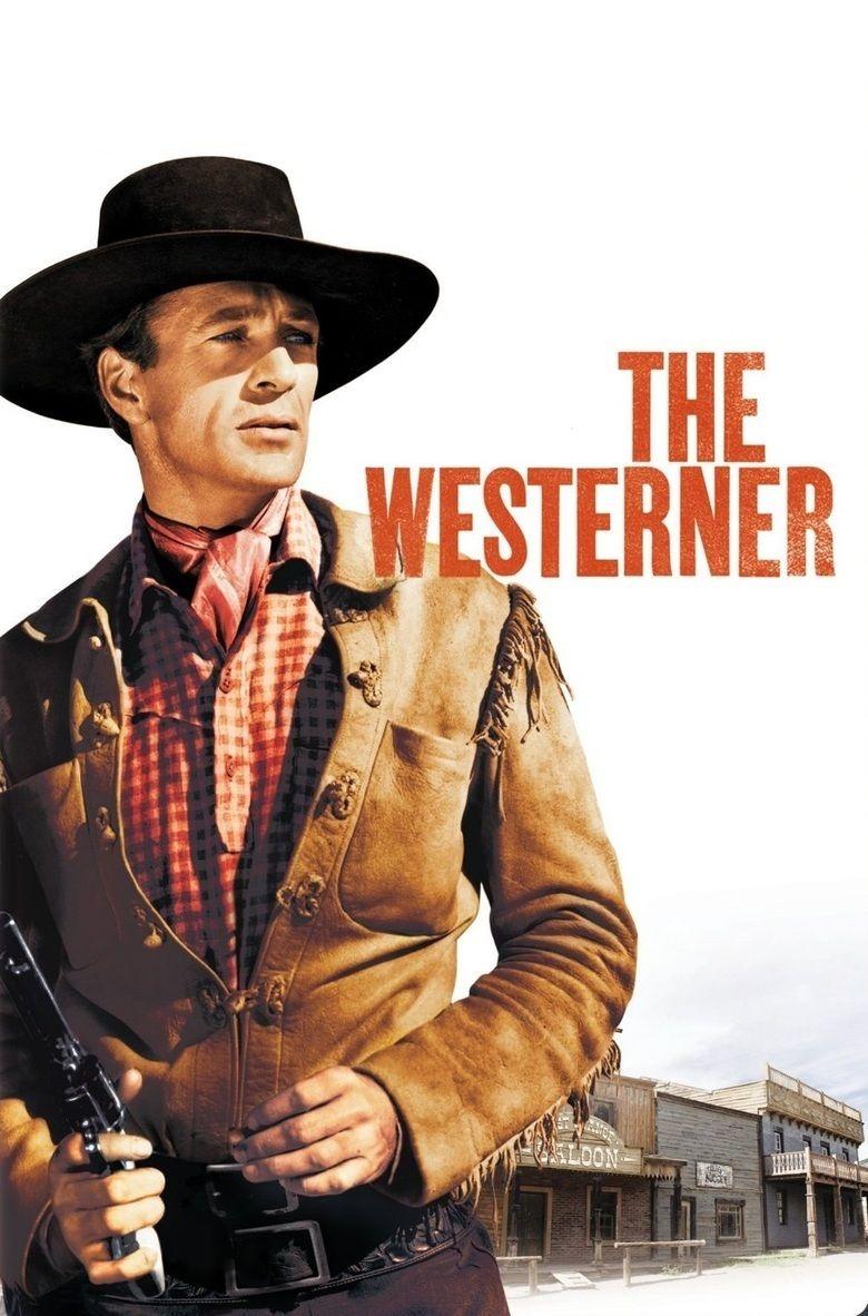 The Westerner (film) movie poster