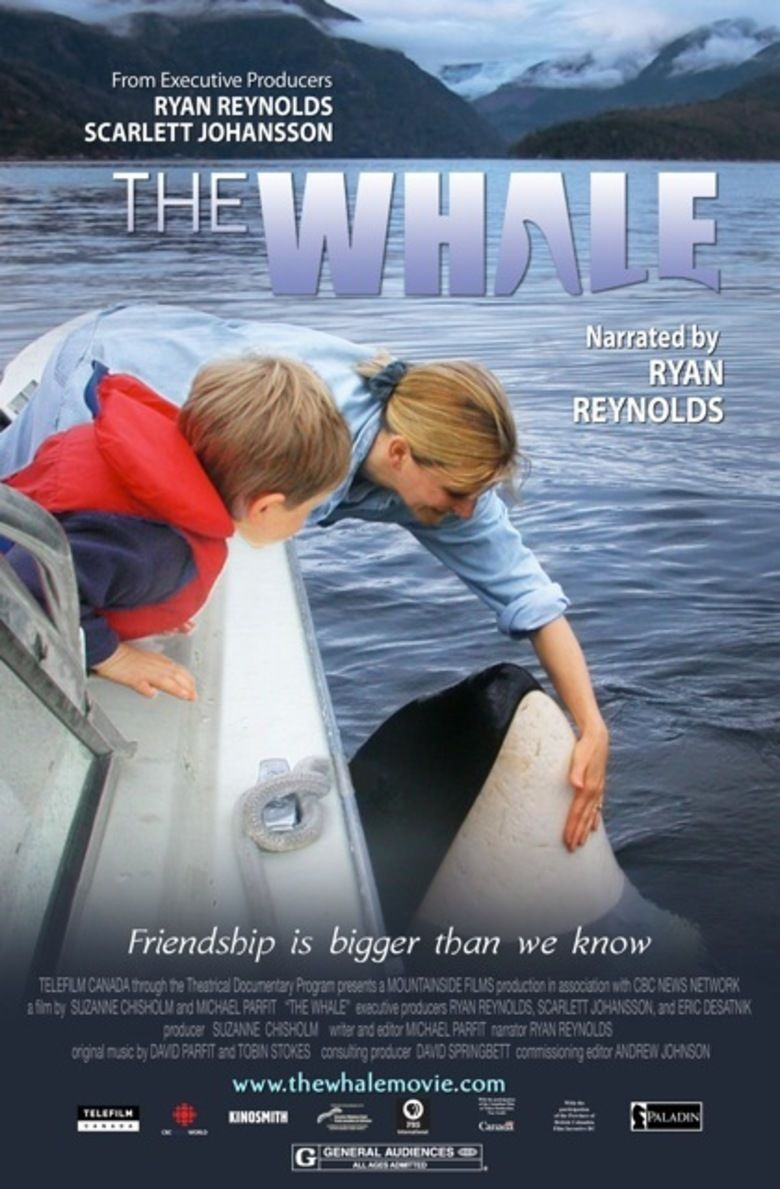 The Whale (2011 film) movie poster