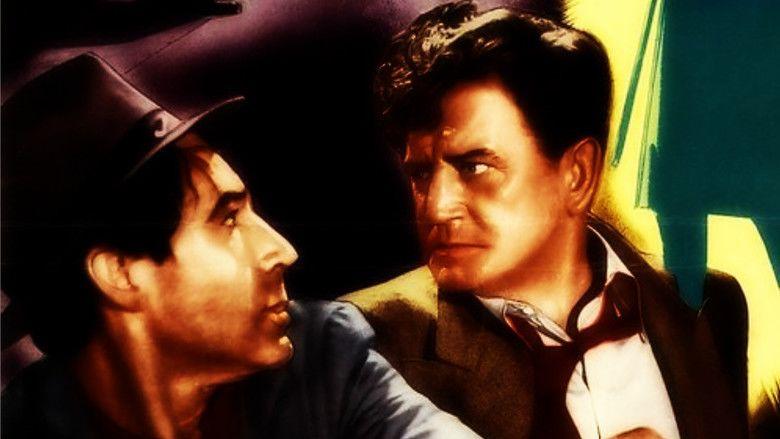 The Whistler (1944 film) movie scenes