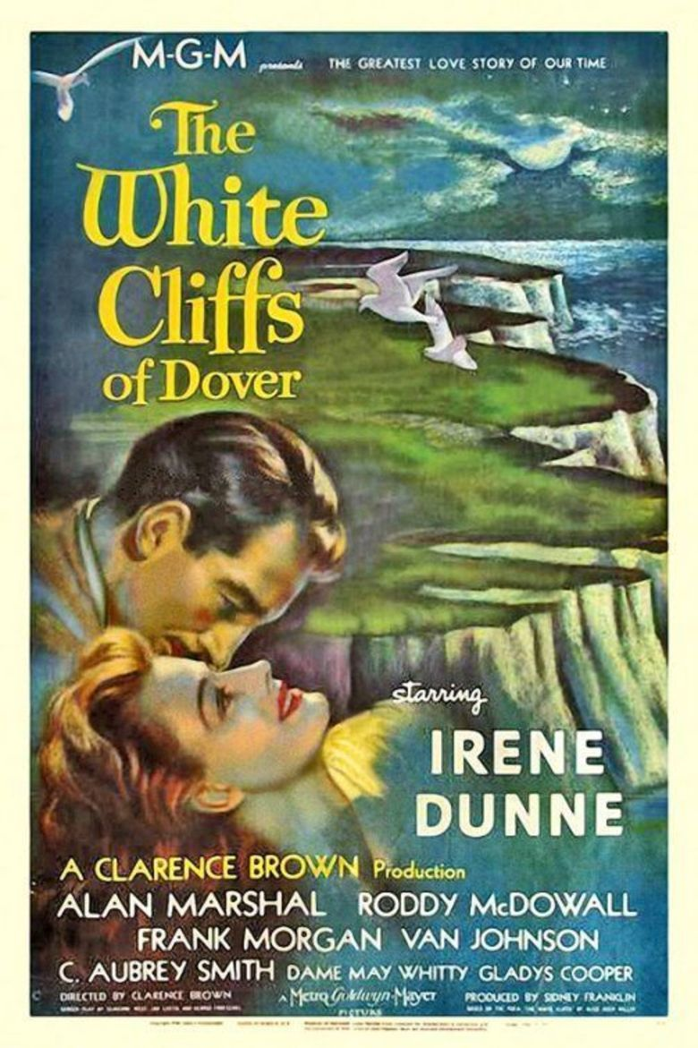 The White Cliffs of Dover (film) movie poster