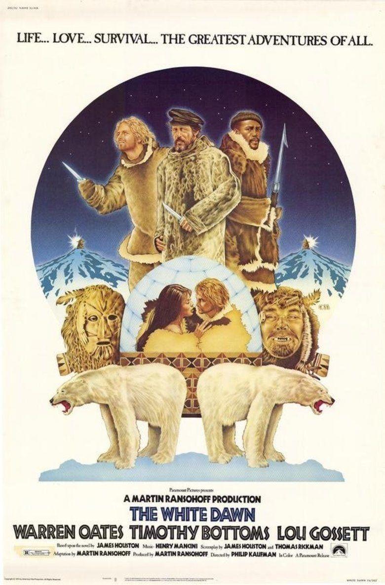 The White Dawn movie poster