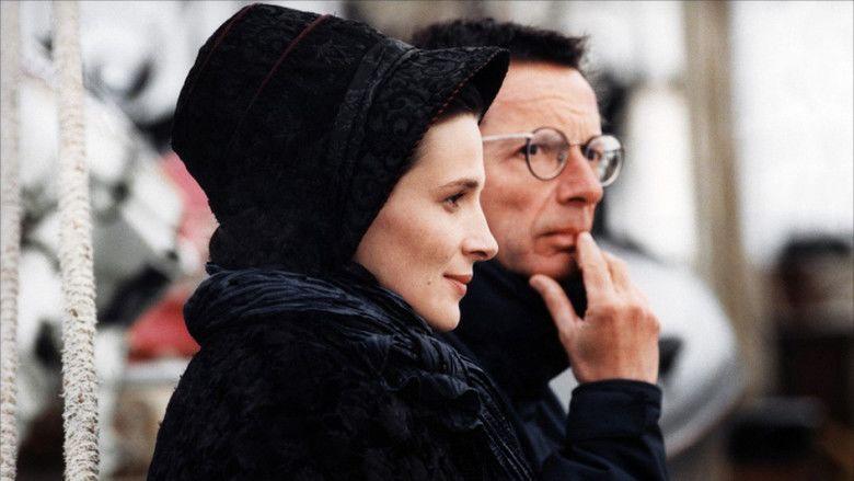 The Widow of Saint Pierre movie scenes