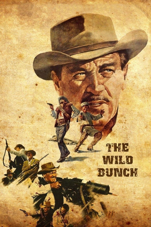 The Wild Bunch movie poster