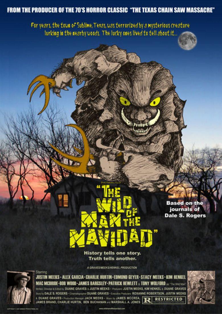 The Wild Man of the Navidad movie poster