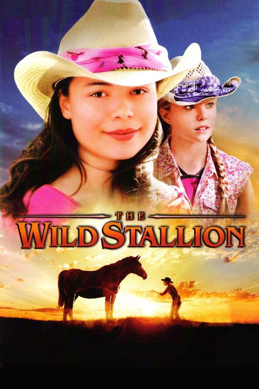 The Wild Stallion movie poster