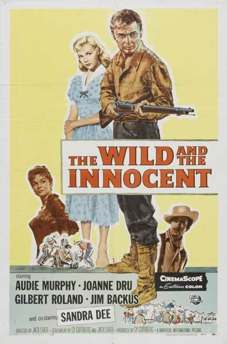 The Wild and the Innocent movie poster