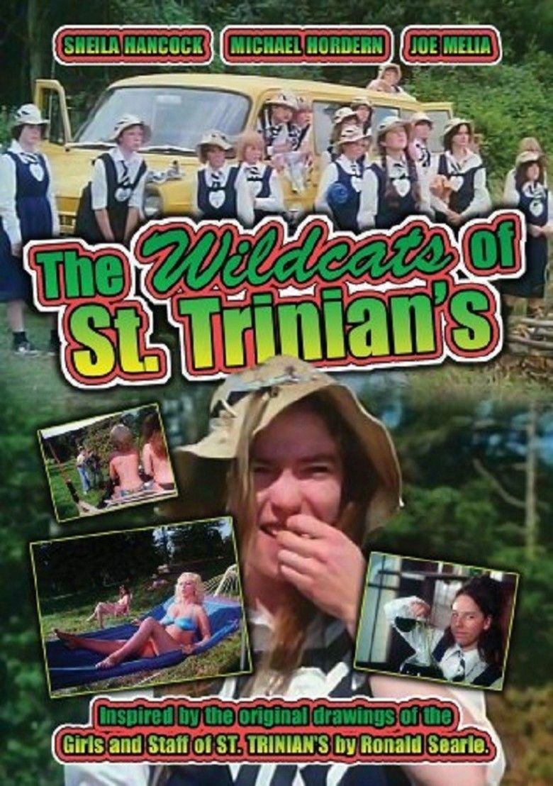 The Wildcats of St Trinians movie poster