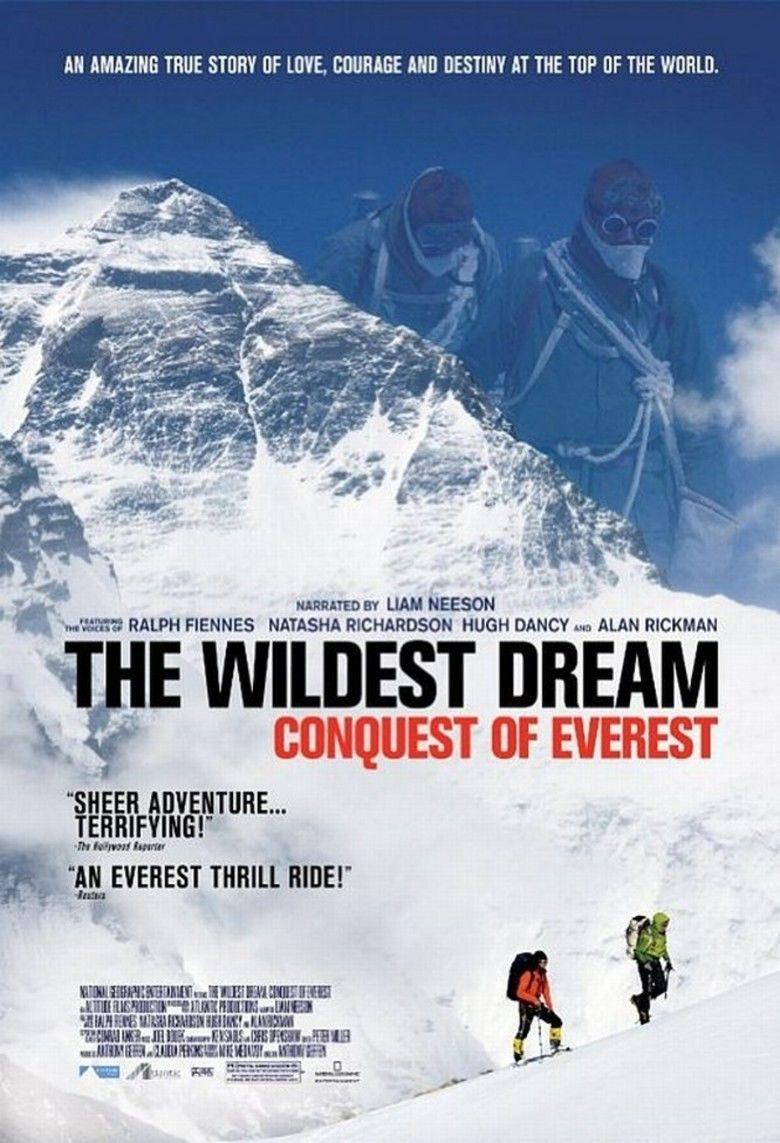 The Wildest Dream movie poster