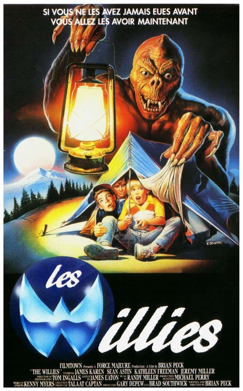 Resultado de imagem para Os Willies 1990