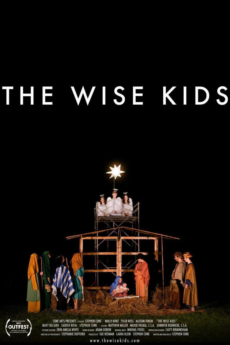 The Wise Kids movie poster