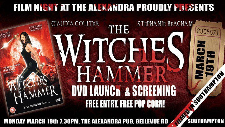 The Witches Hammer movie scenes