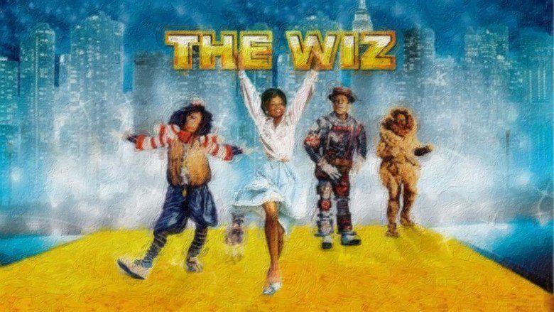 The Wiz (film) movie scenes