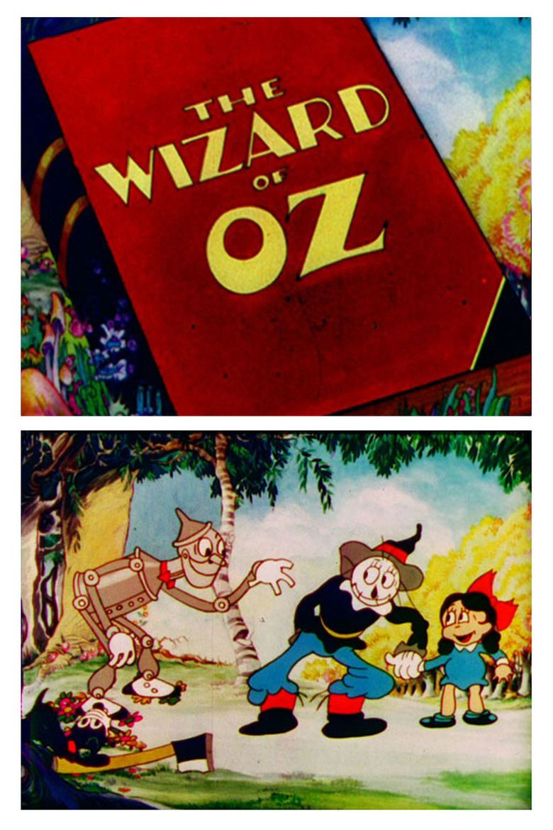 The Wizard of Oz (1933 film) movie poster