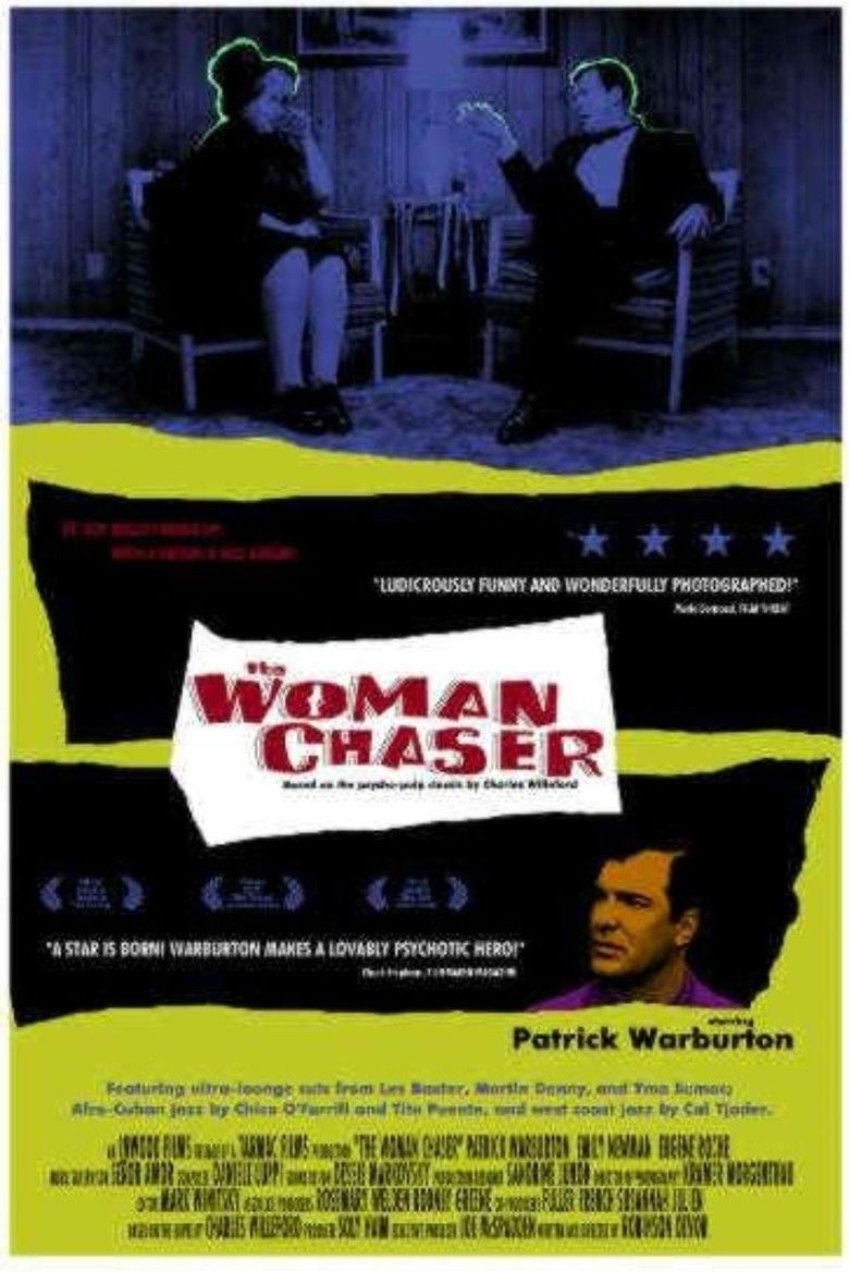 The Woman Chaser movie poster