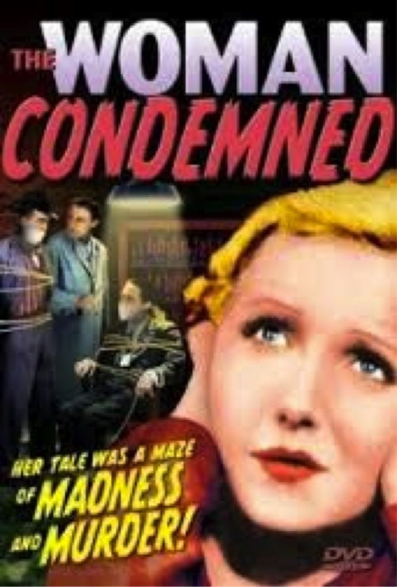 The Woman Condemned movie poster
