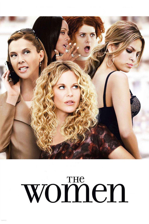 The Women (2008 film) movie poster