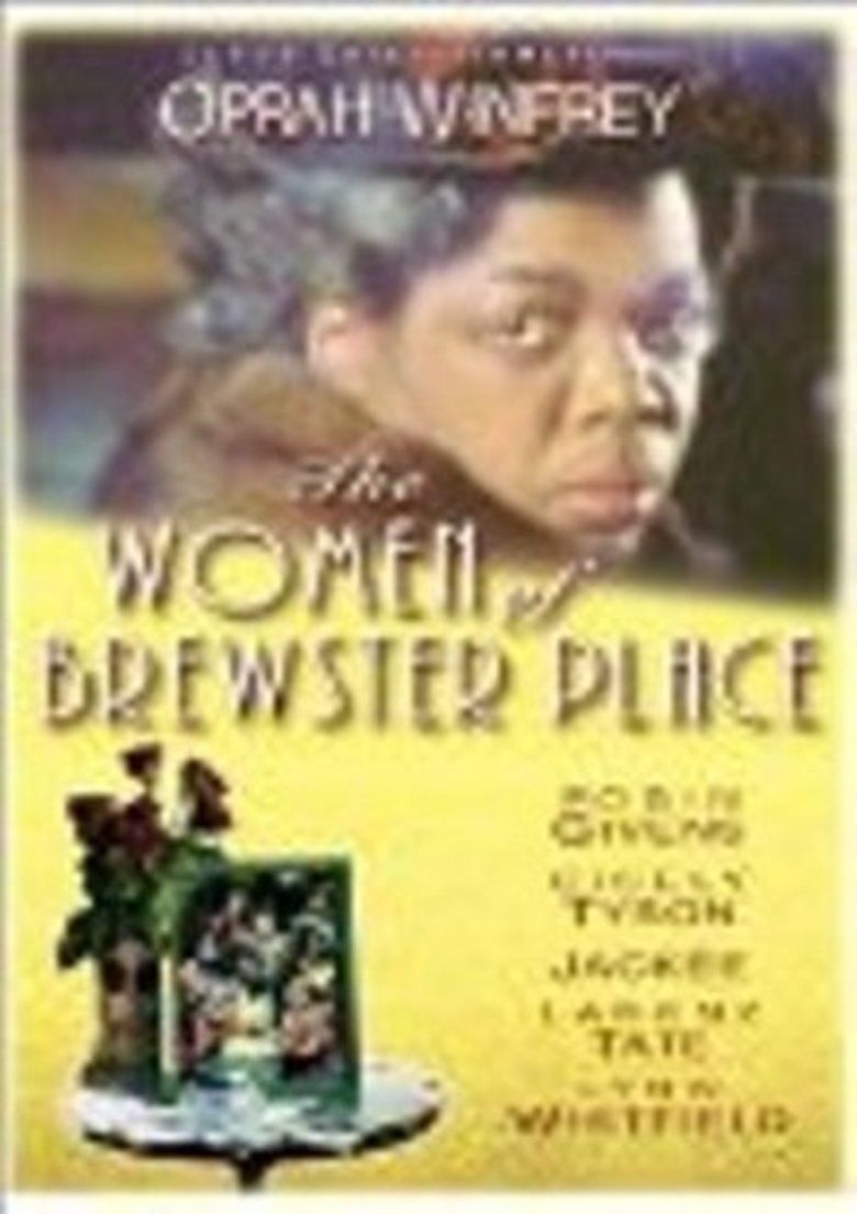 The Women of Brewster Place (miniseries) movie poster