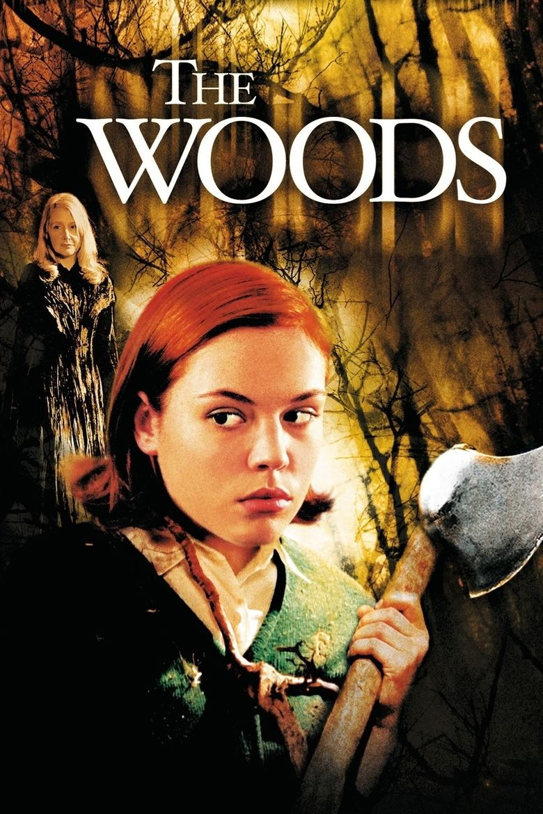 The Woods (2006 film) movie poster