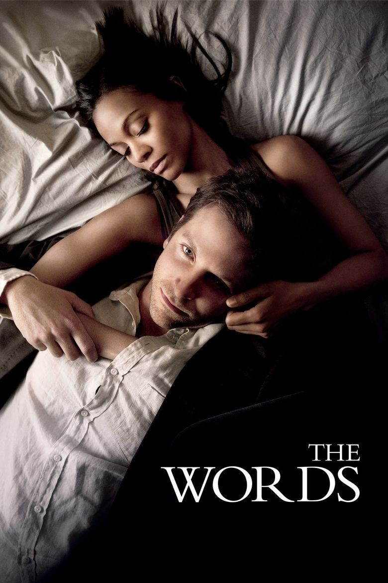 The Words (film) movie poster