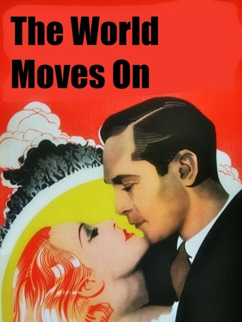 The World Moves On movie poster