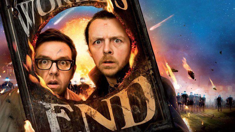 The Worlds End (film) movie scenes