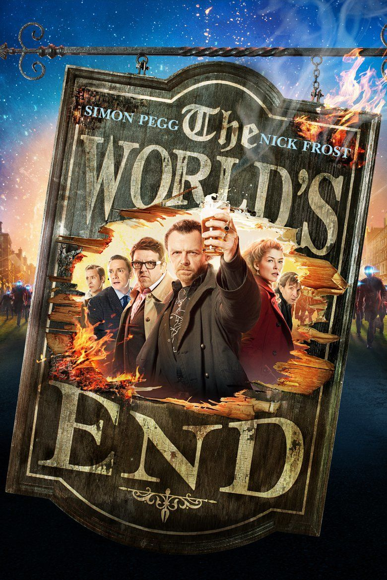 The Worlds End (film) movie poster