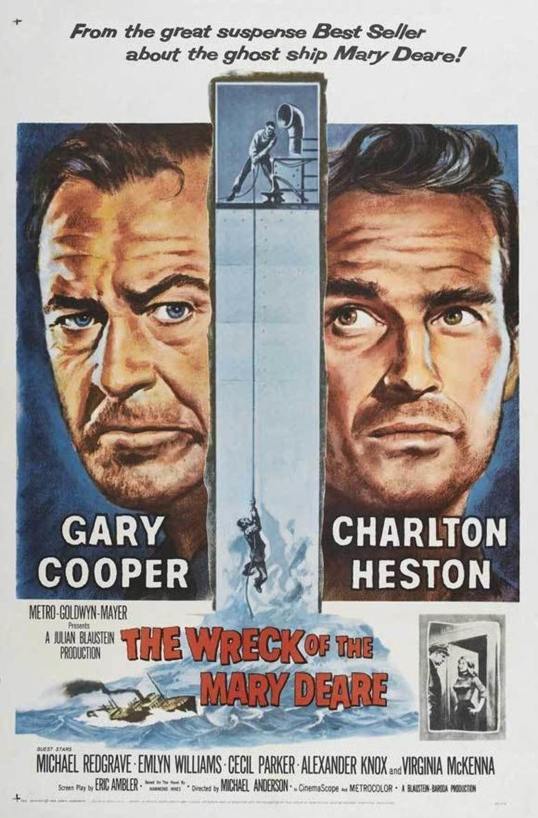 The Wreck of the Mary Deare (film) movie poster