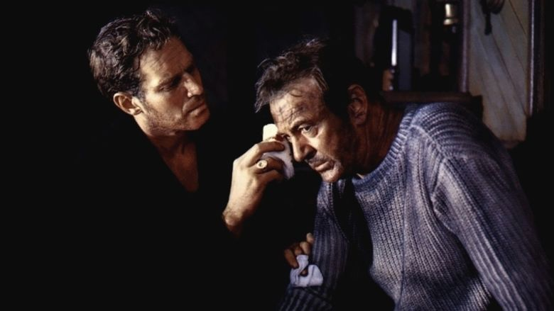 The Wreck of the Mary Deare (film) movie scenes
