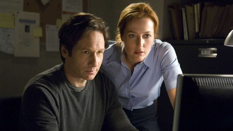 The X Files: I Want to Believe movie scenes