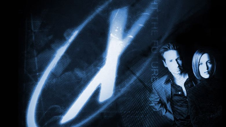 The X Files (film) movie scenes