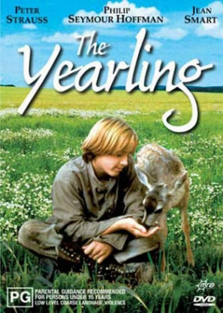 The Yearling (1994 film) movie poster