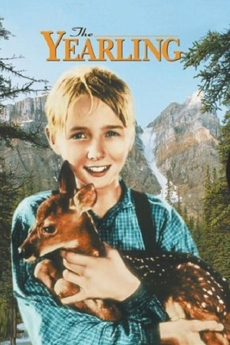 The Yearling (film) movie poster