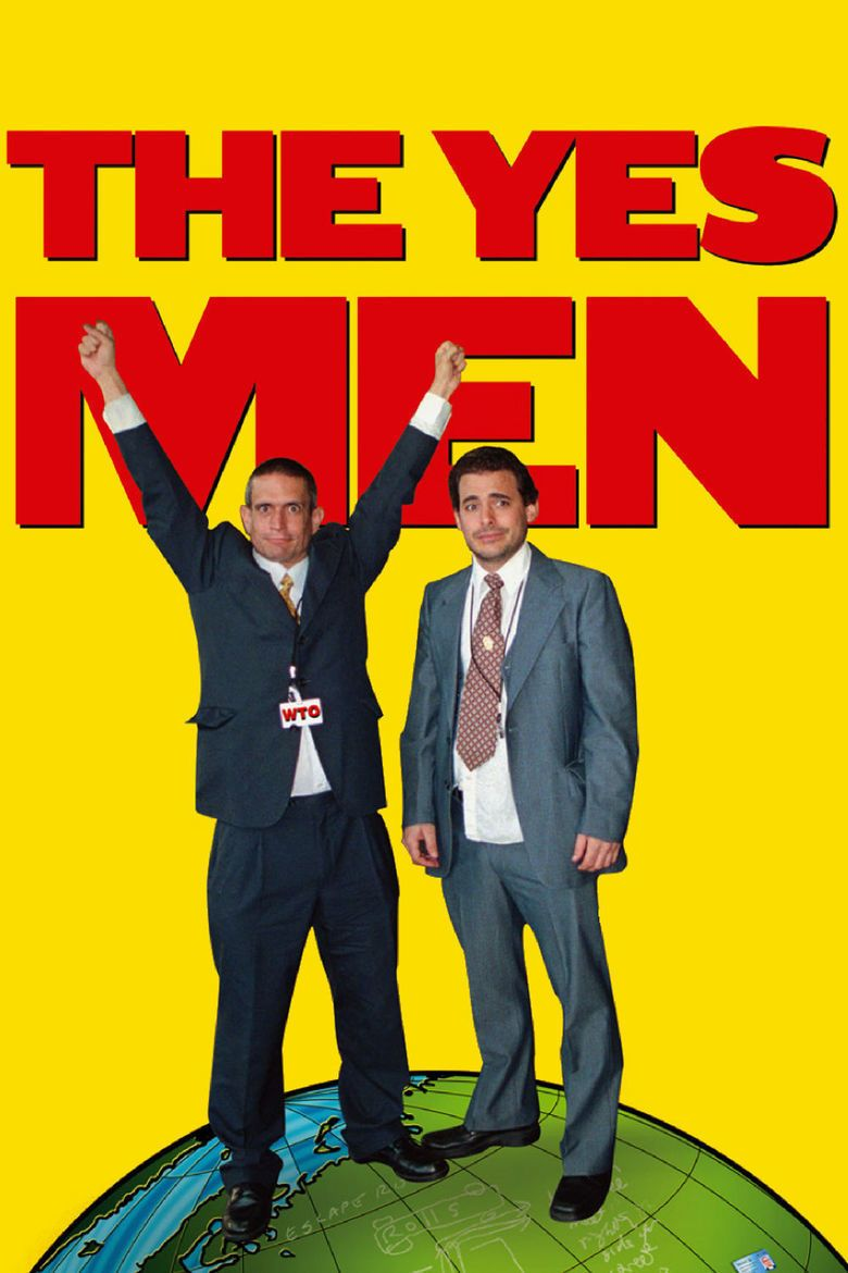 The Yes Men (film) movie poster