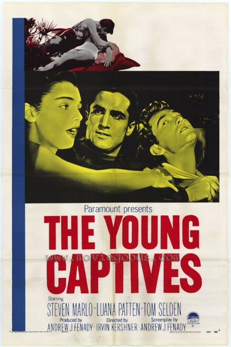 The Young Captives movie poster