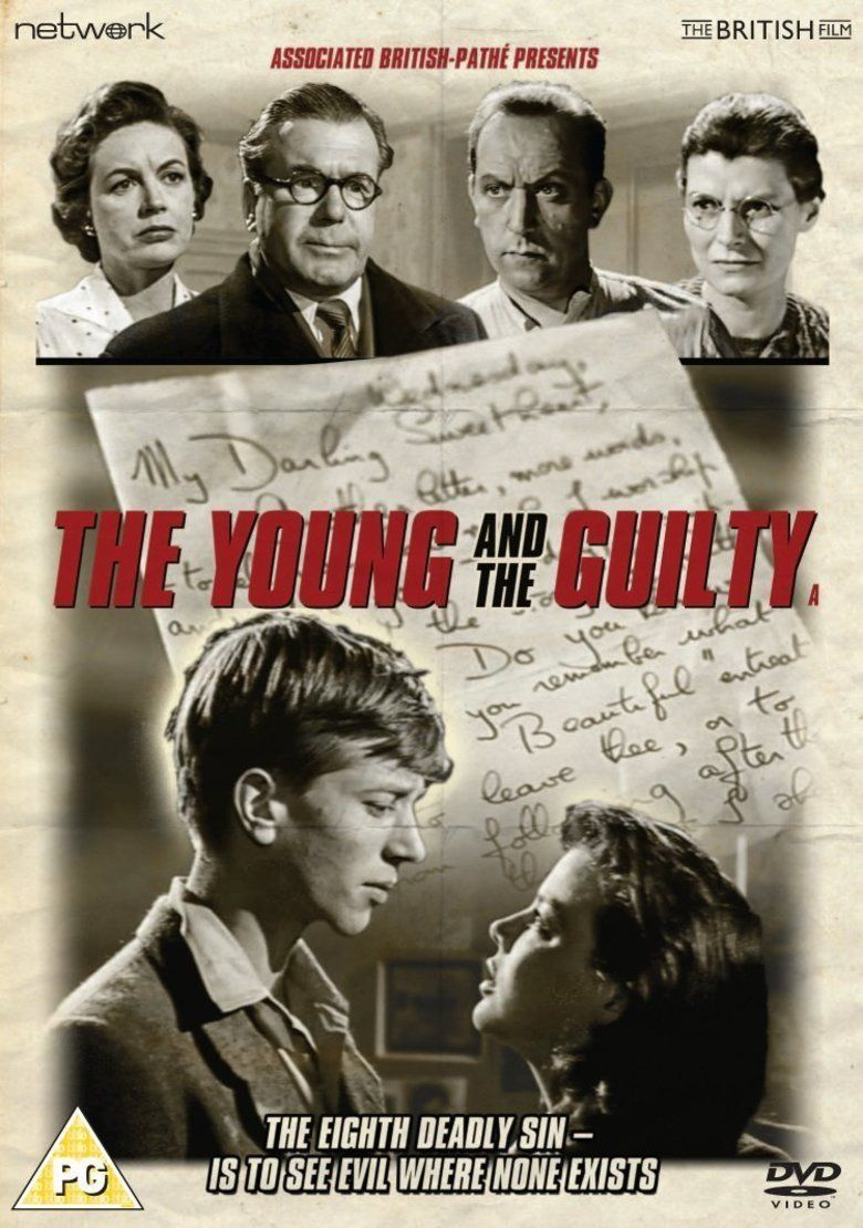 The Young and the Guilty movie poster