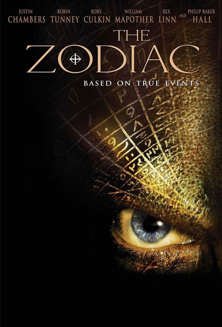 The Zodiac (film) movie poster