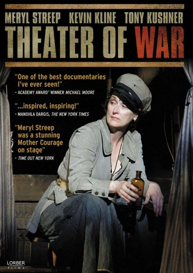 Theater of War (film) movie poster
