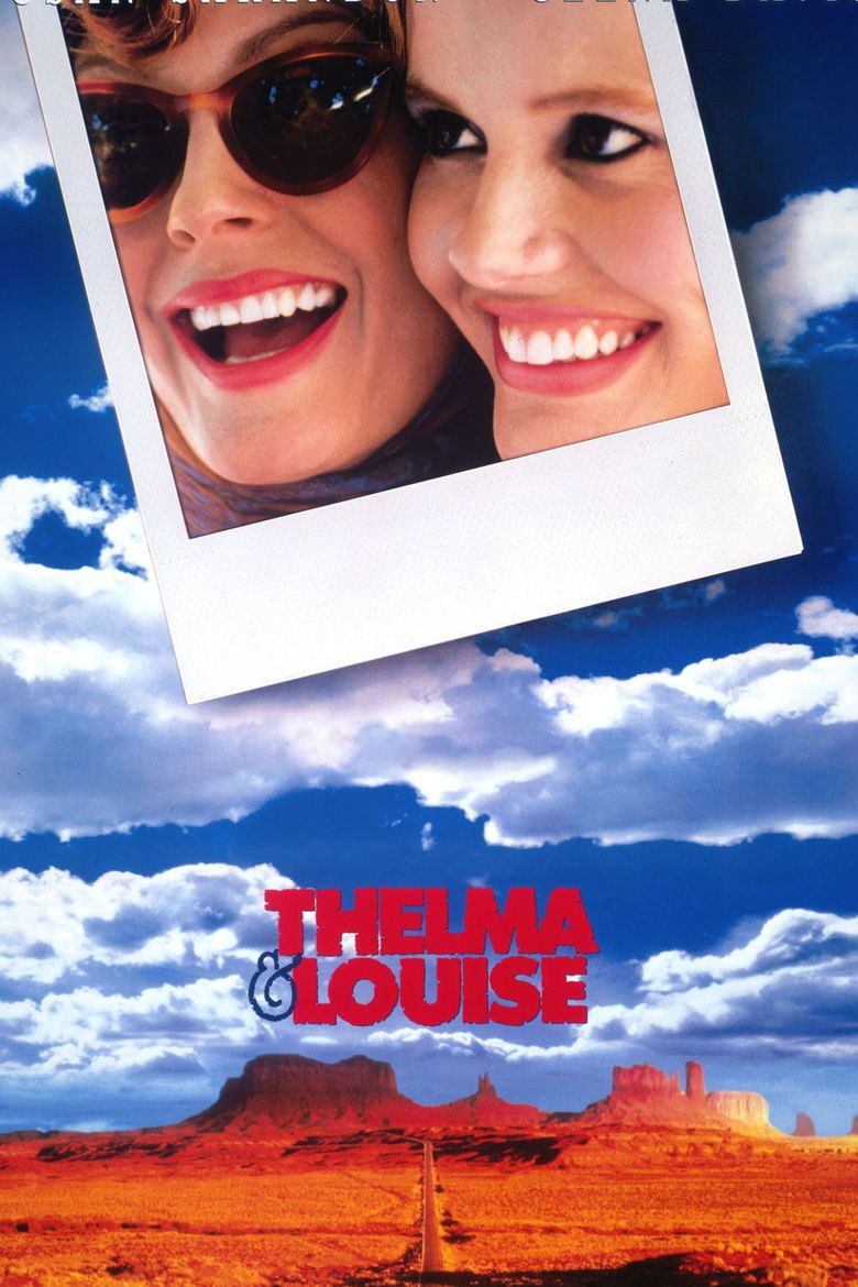 Thelma and Louise movie poster