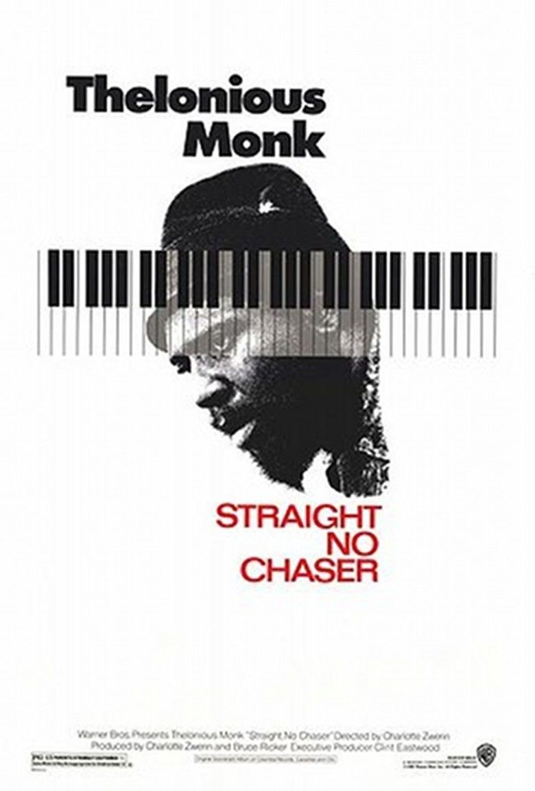 Thelonious Monk: Straight, No Chaser movie poster